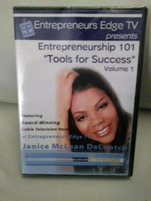 Entrepreneur 101: Tools for Success V. 1
