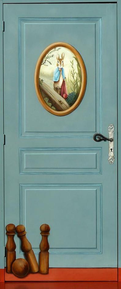 La porte de Pierre