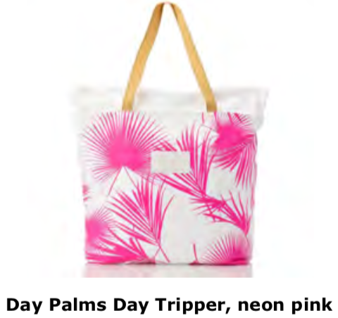 Aloha Collection Day Palms Day Tripper Tote