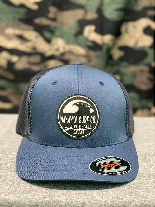 Nukumoi Retro Flex Fit Hat