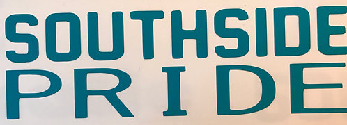 Southside Pride Decal