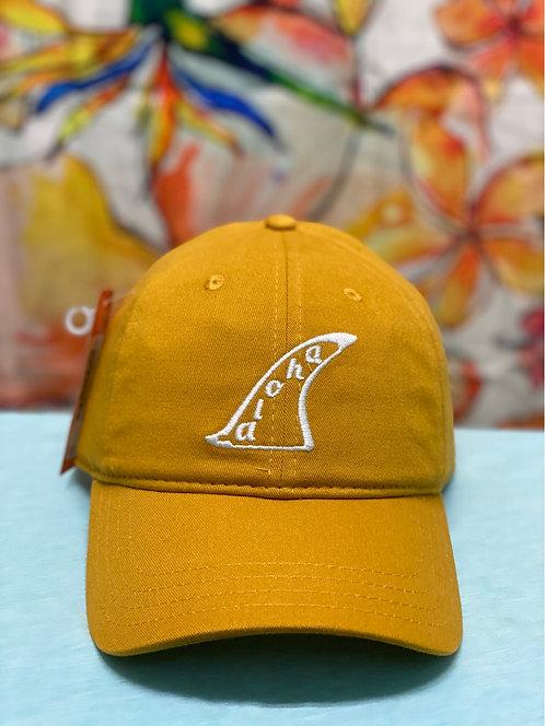 Nukumoi Aloha Fin Dad Hat