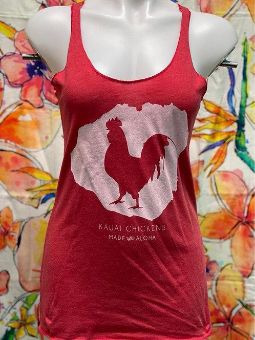 Kauai Chicken Chicken Island Tank