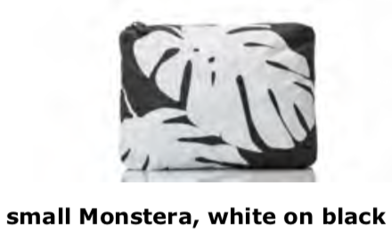 Aloha Collection Monstera Small Bag