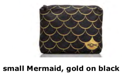 Aloha Collection Mermaid Gold Small Bag