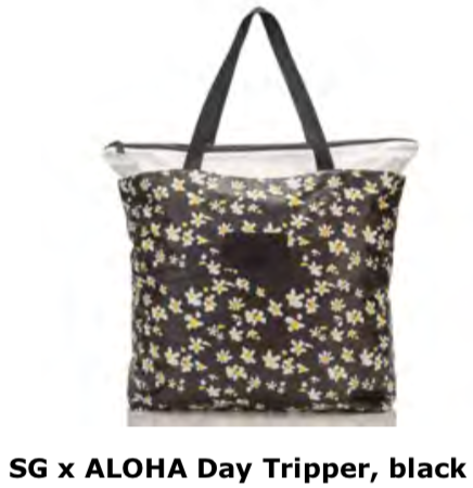 Aloha Collection SG Mini Flowers Day Tripper Tote