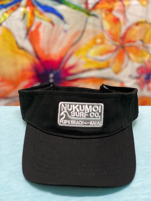 Nukumoi Patch Solid Visor
