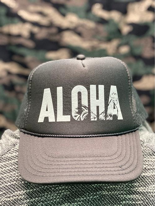 Kauai Chicken ALOHA Trucker