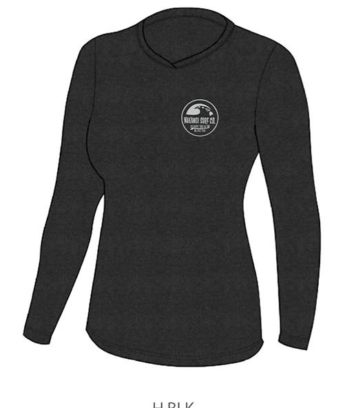 Nukumoi Malibu L/S Loose Fit Surfshirt