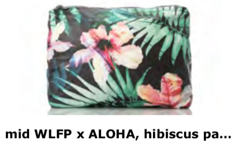 """Aloha Collection """"With Love From Paradise"""" Mid-Size bag"""