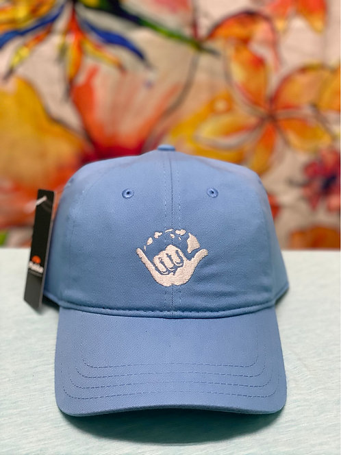 Nukumoi Shaka w/Islands Dad Hat