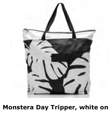 Aloha Collection Monstera Day Tripper Tote