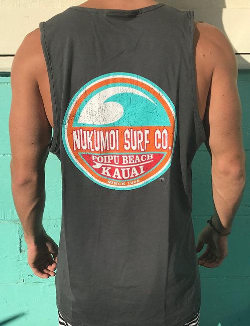 Nukumoi Retro Tank