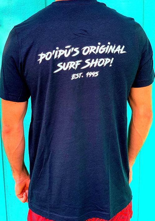 Nukumoi Original Surf Shop Tee