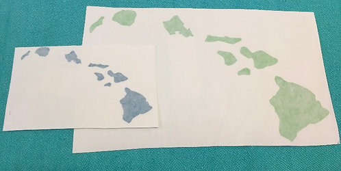 Islands Sticker Decal