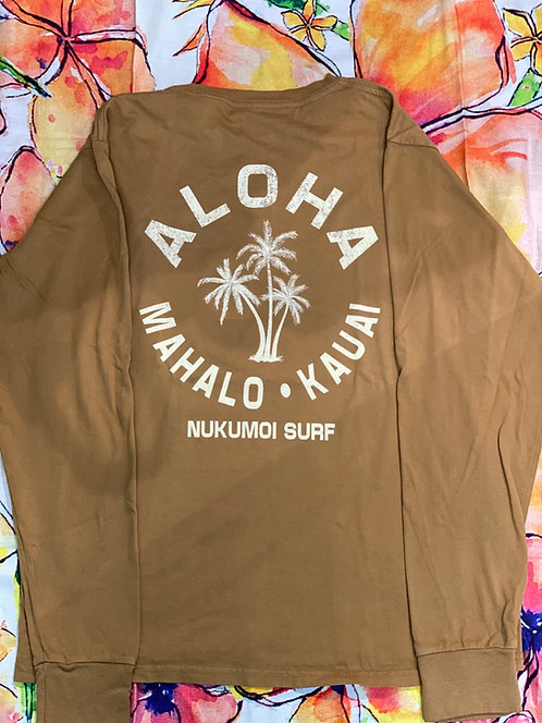 Nukumoi Earth Palms Longsleeve