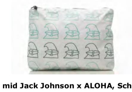 Aloha Collection Jack Johnson Mid-Size bag
