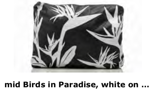 Aloha Collection Birds in Paradise Mid-Size Bag