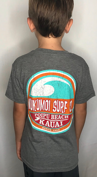 Nukumoi Kids Retro Tee