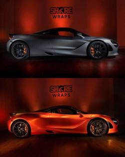 Shore Wrap 720S Orange