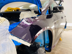 Wrap and protected with PPF