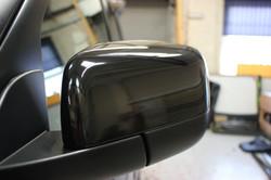 Gloss Black Wrap Wingmirror