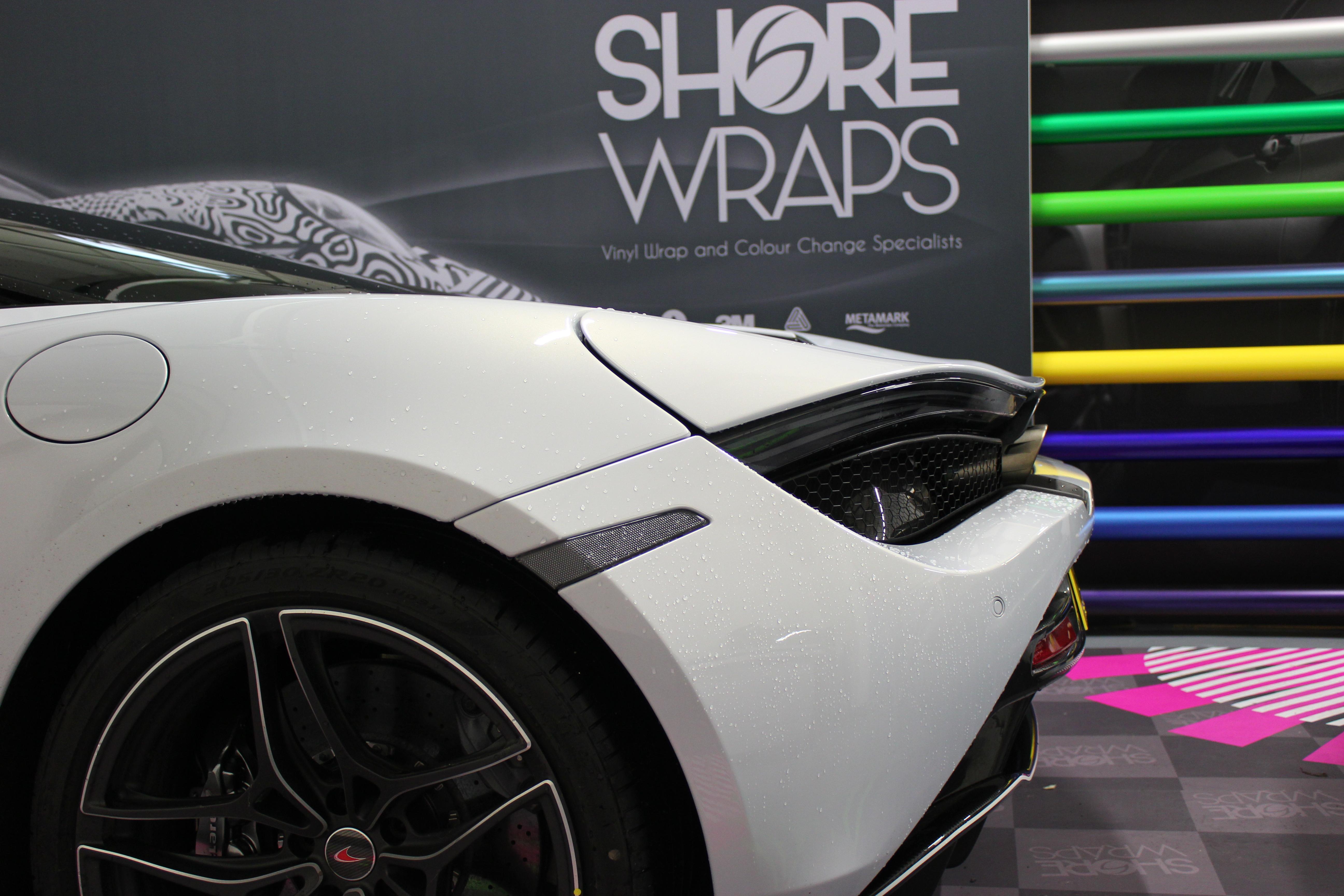 Shore Wraps - Scotland' Leading Wrap Company