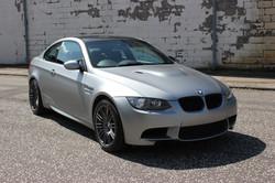 BMW M3 Satin Silver