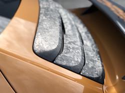 Forge Carbon Wrap Porsche