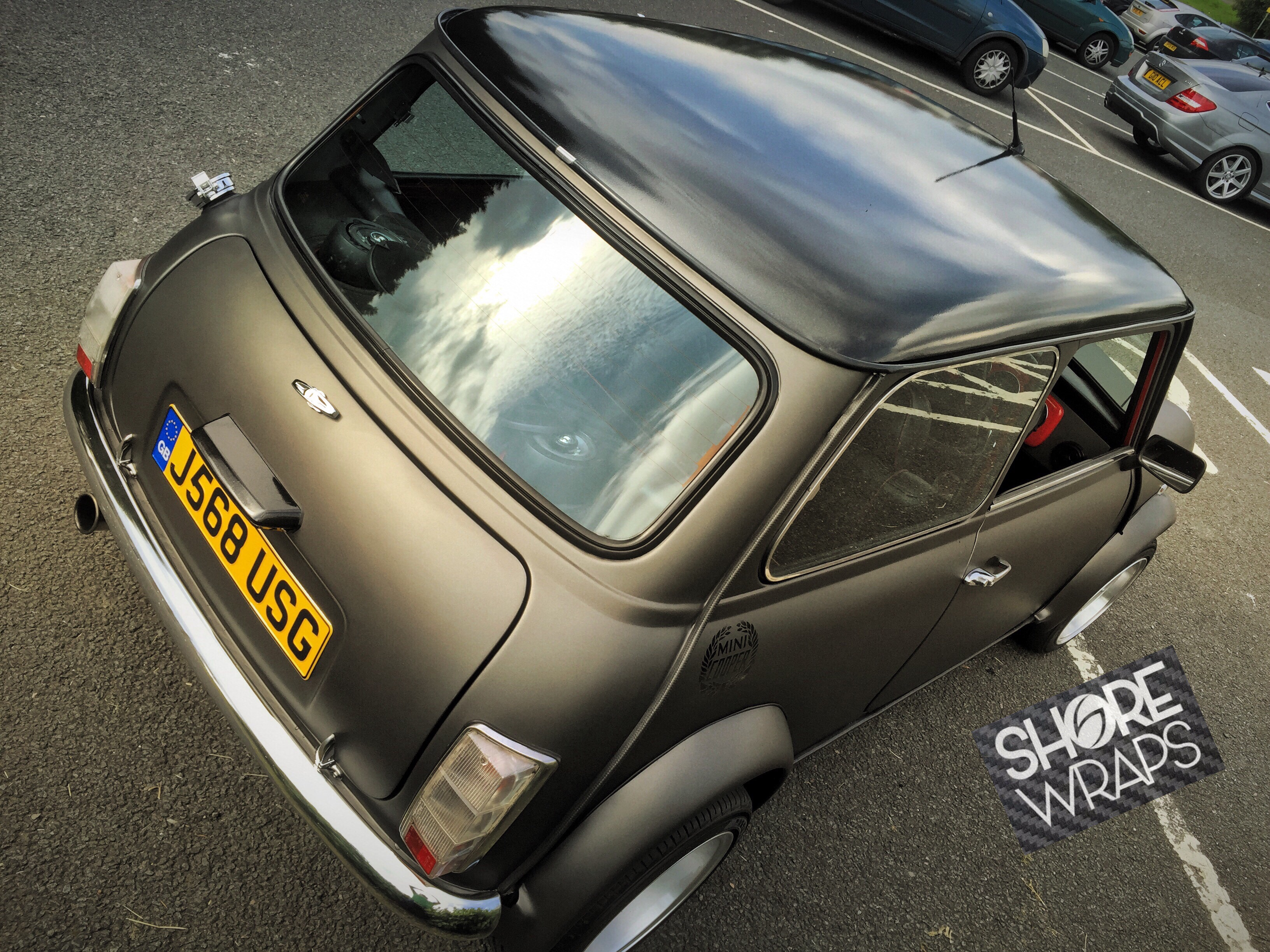 Glasgow Wrapped Mini