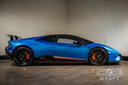 Lamborghini Performante Wrap