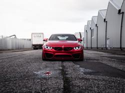 Shore Wraps BMW M4 Wrap