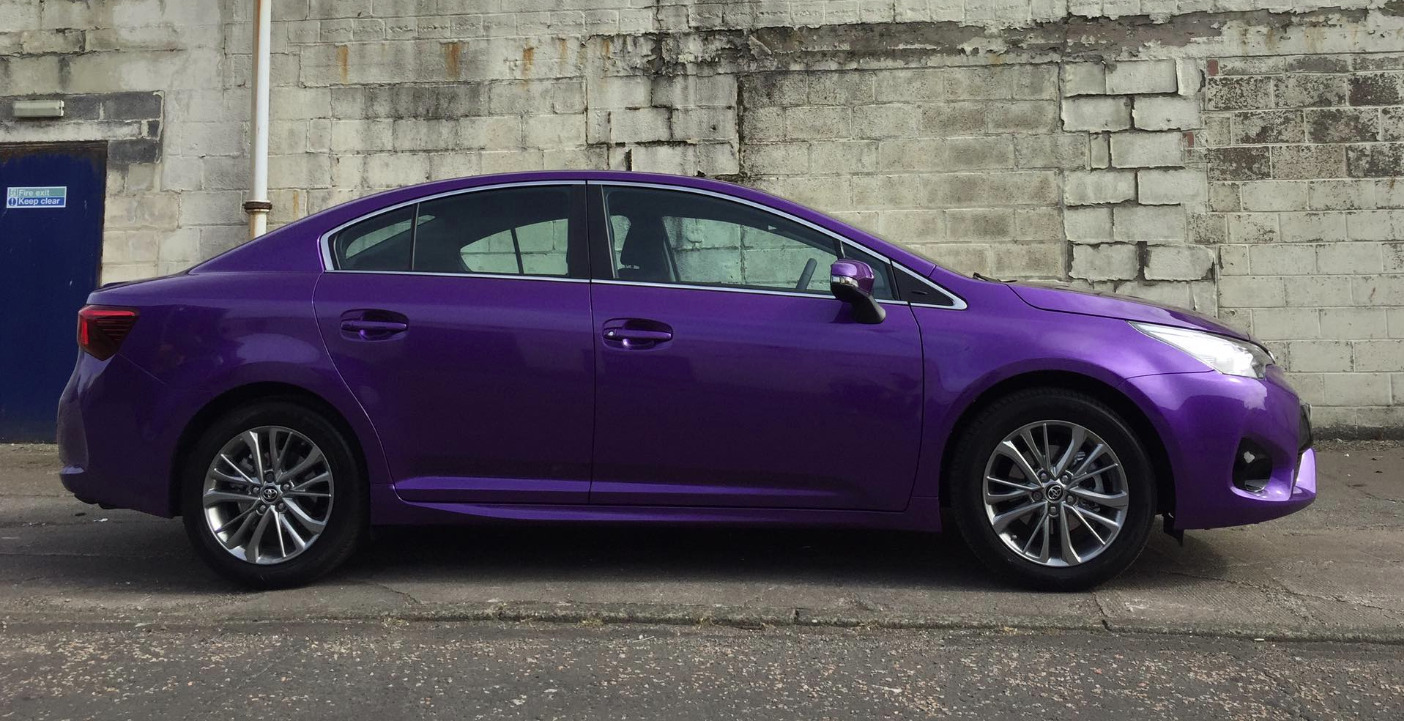 Toyota Avensis Purple wrap_edited