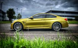 Shore Wraps BMW M4