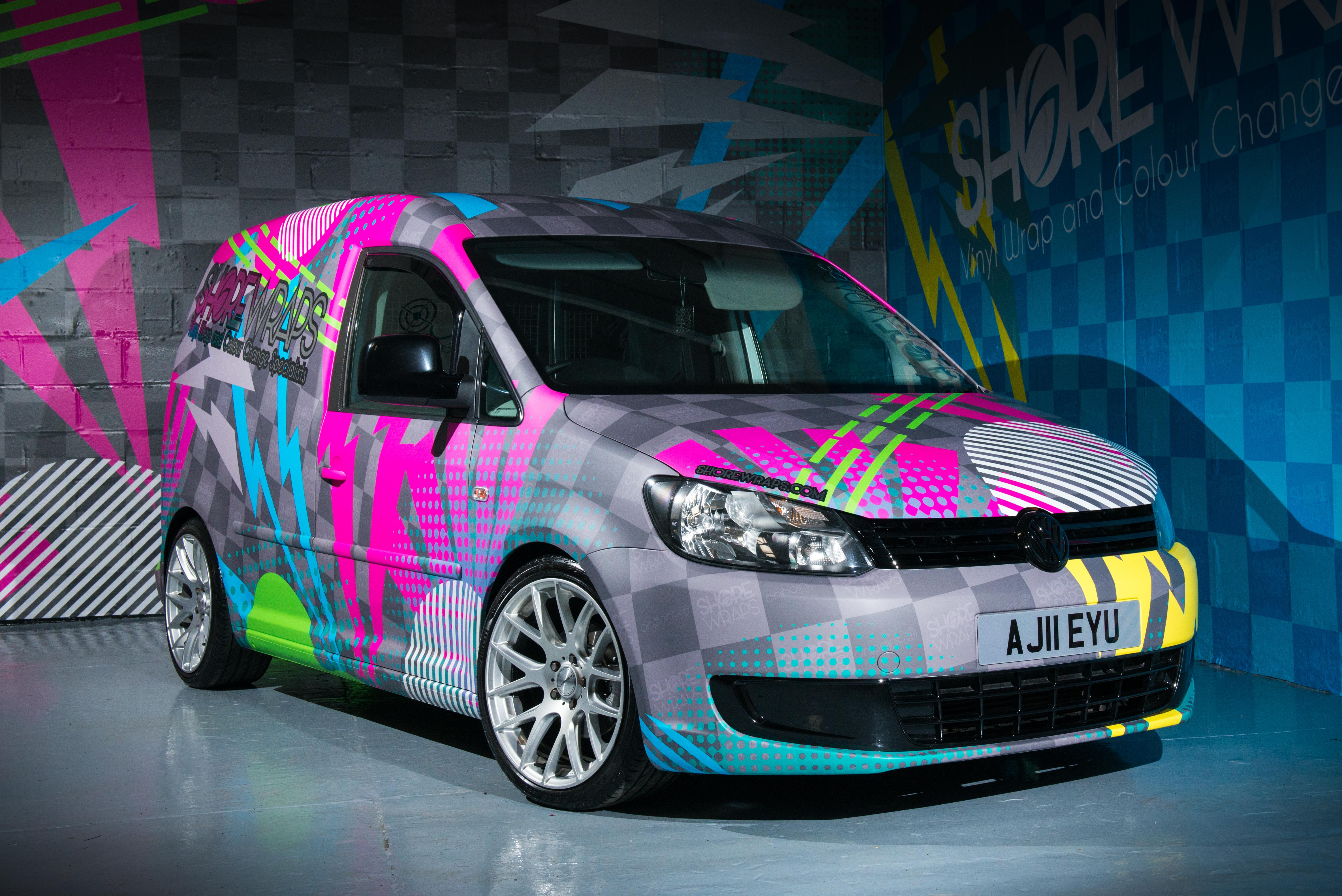 Shore Wraps Van