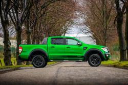Green envy wrap