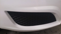 Front grill wrap