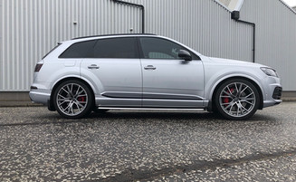 Audi SQ7 PPF