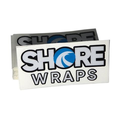 Shore Wraps Stickers (BLUE)
