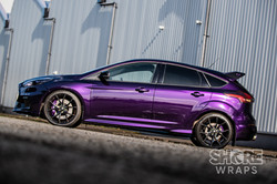 Purple wrapped RS