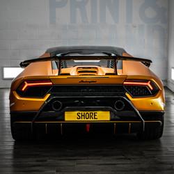 Lamborghini Wrapped