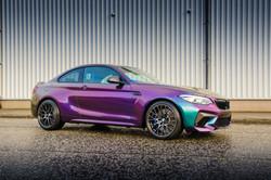 M2 Colour shift