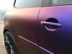VW Golf Colorflow Avery Supreme