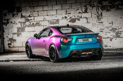 Toyota Colour flip