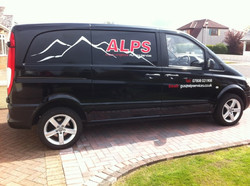 ALPS with graphics