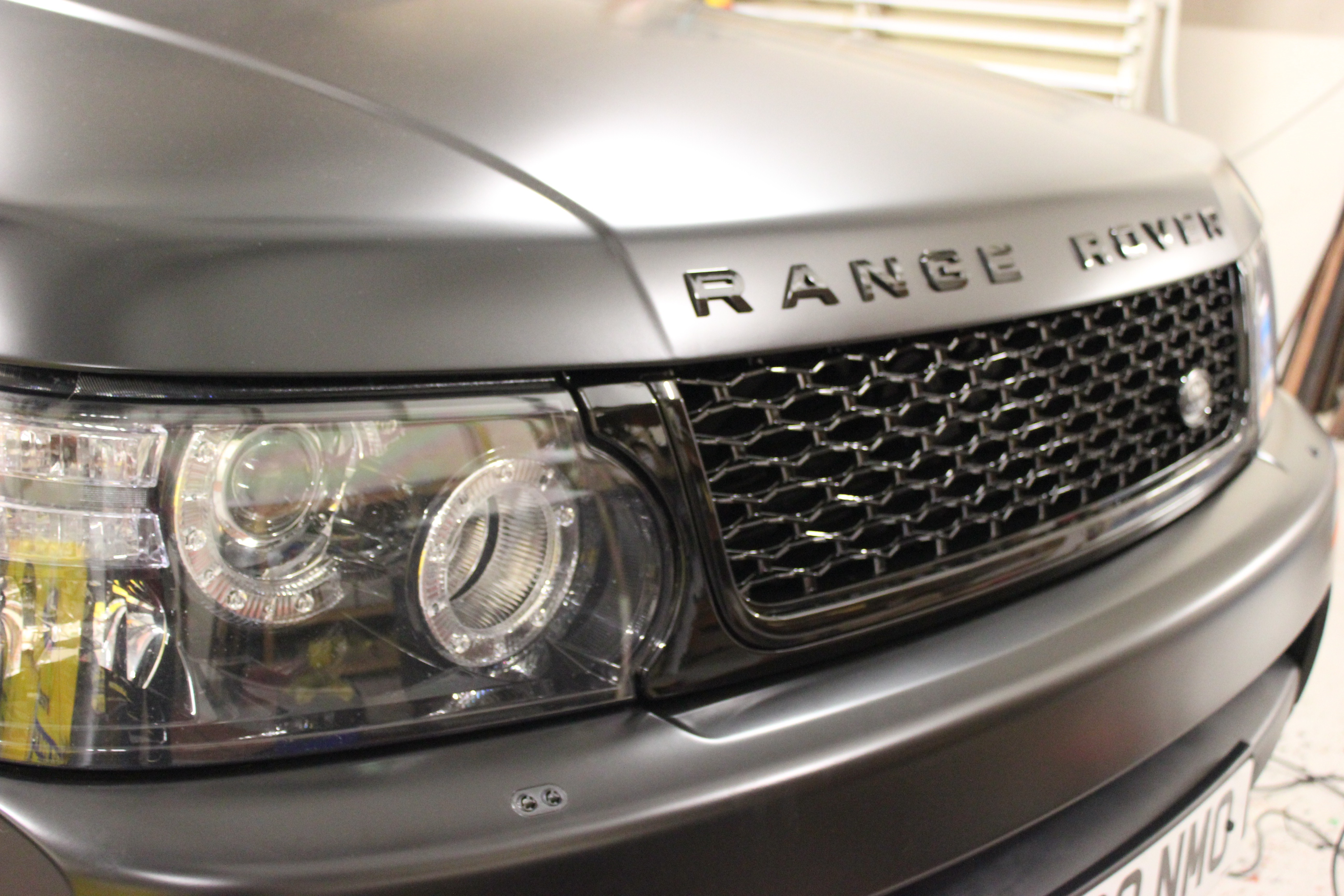 Range Rover Sport Wrap