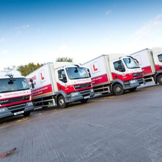 fleet truck wraps