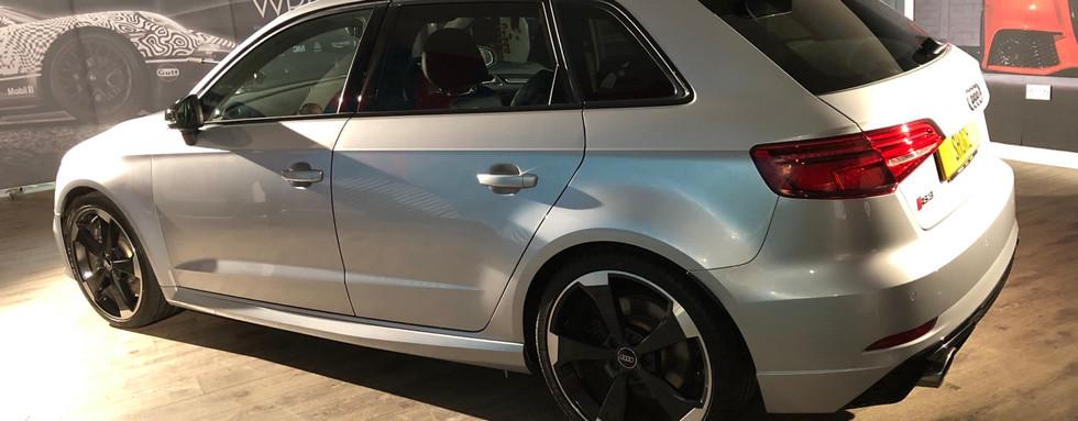 Audi RS3 PPF