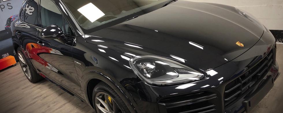 Porsche Cayenne PPF Scotland