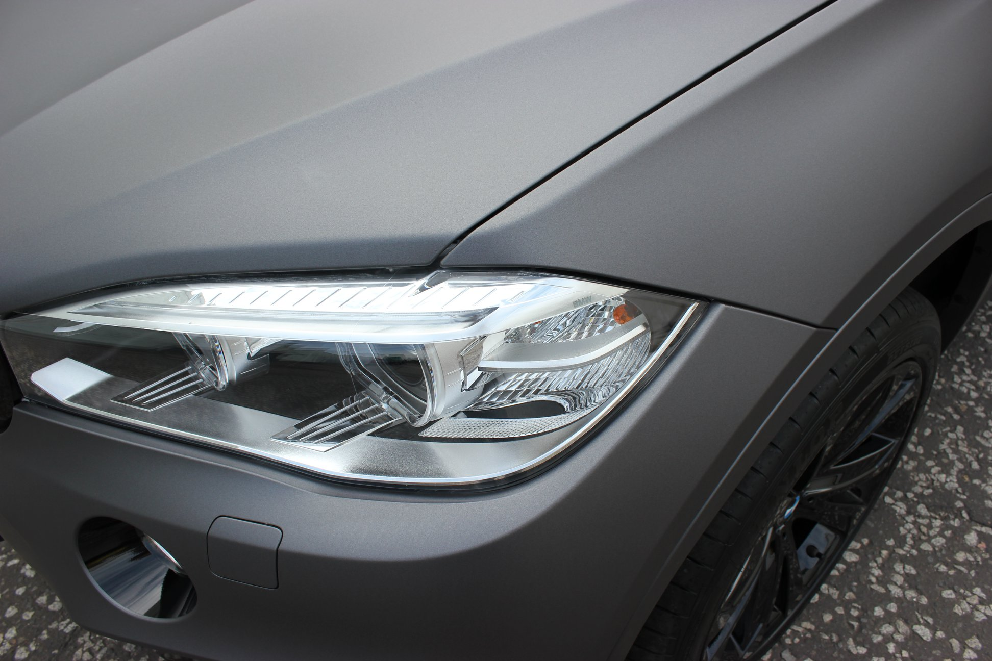 BMW X6 Light
